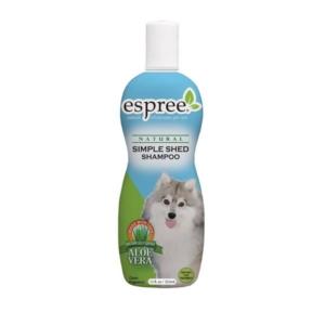 Hundeshampoo mod fældning