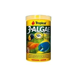 Fiskefoder alger supplement