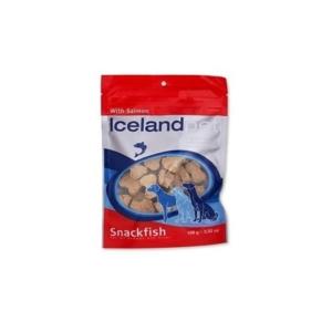 Iceland Pet snackfish laks