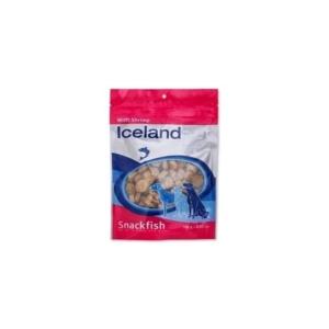 Iceland Pet snackfish shrims rejer