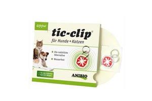 Tic clip til hund og kat