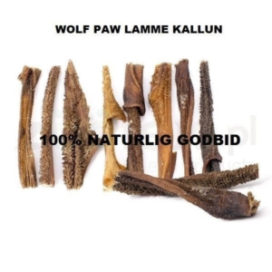 Wolf Paw lam og kalkun