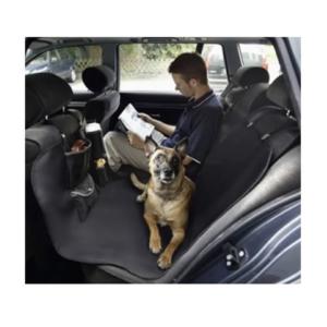 bagsæde overtræk til hund i bilen