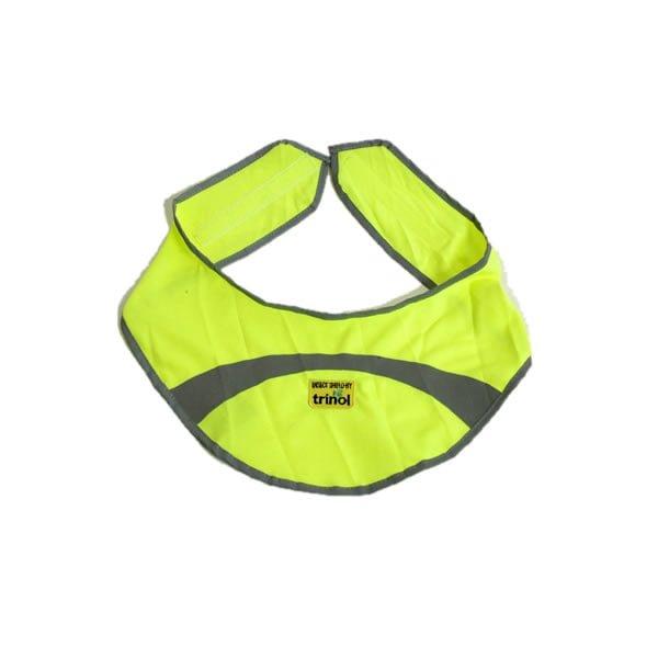 d75180bb Insect Shield halsklud til hund - Neon gul for ekstra synlighed
