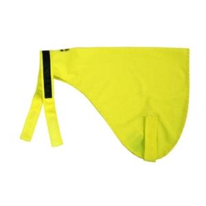 Sikkerhedsvest hund neon gul