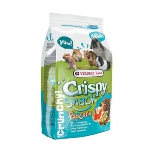 Crispy snack popcorn