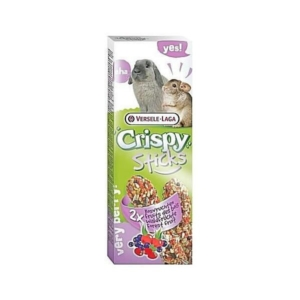 crispy stick chinchilla og kanin