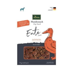 Hunter hundesnack Ente Duck