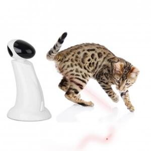 Interaktiv automatisk laser stråle hunde og kattelegetøj