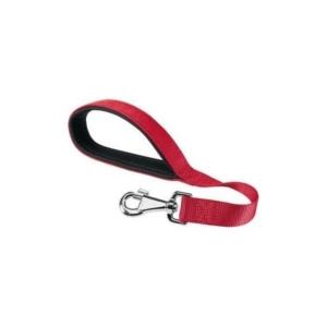 Kort hundesnor i rød