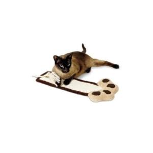 Kradsetæppe sisal til kat