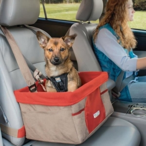Kurgo forsæde taske til hund