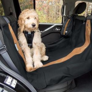 Hund bagsædebeskyttelse sædeovertræk til bil