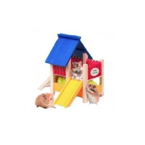 Legehus til hamster
