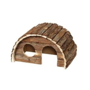 Lille træhus til mus eller hamster