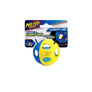 NERF Led Ball Illuma action hundebold med lys
