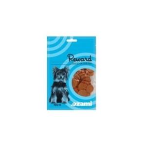 Reward chicken coins til hund