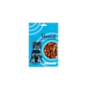 Reward chiken and fish snack til hund