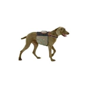 sadeltasker til hund
