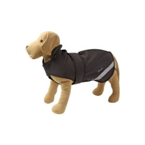 Softshell hundejakke sort