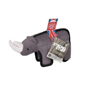 Strong stuff hundelegetøj næsehorn