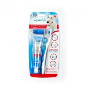 Hundetandbørste kit