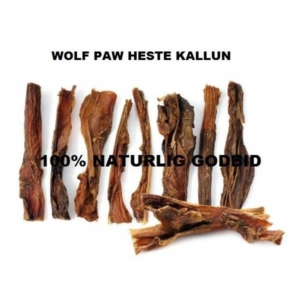 Wolf paw heste kallun