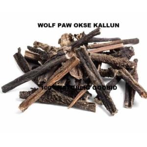 Wolf Paw okse kallun