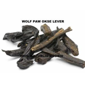 Wolf Paw okse lever hundegodbid