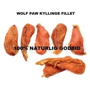 Wolf Paw tørret kyllinge fillet