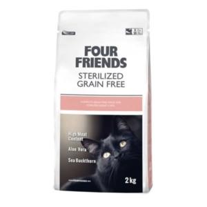 kattefoder sterilliseret