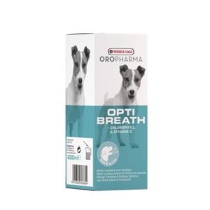 Middel mod dårlige ånde hund