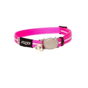 Pink kattehalsbånd fra rogz