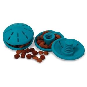 Hvalpe legetøj med godbidder aktivering