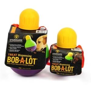 Godbidsbold til hund Bob-a-lot