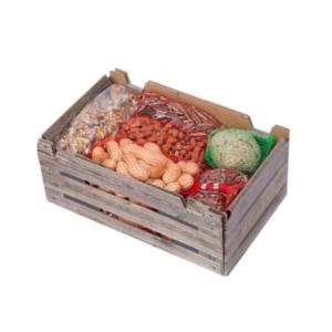 vildtfuglefoder kasse