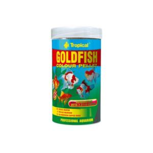 Foder til guldfisk