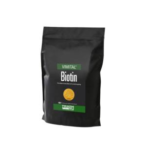 Vimtal Biotin til hest