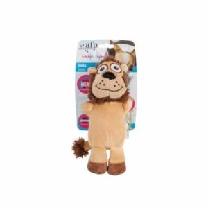 Løve ultrasonic hundebamse