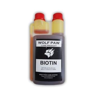 Flydende biotin