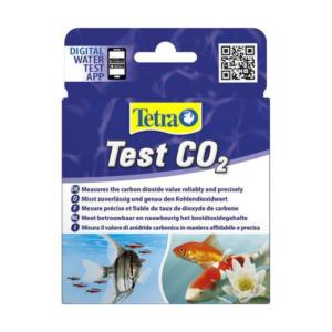 co2 test til akvarie vand