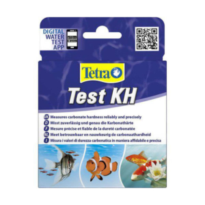 Tetra kg test og måling