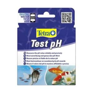 ph værdi vand test akvarie