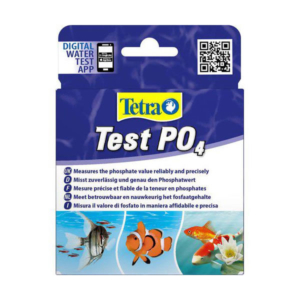 Tetra fosfat po4 test