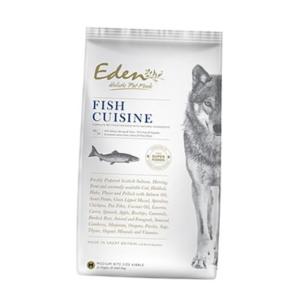 Eden fish cuisine medium hund