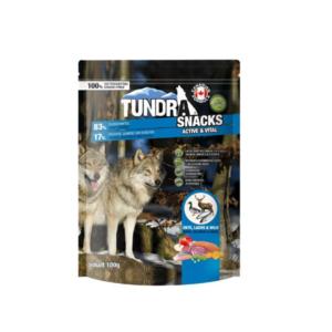 Tundra hundegodbidder med And