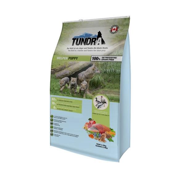 Tundra hvalpefoder