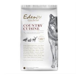 Eden country cuisine medium hund