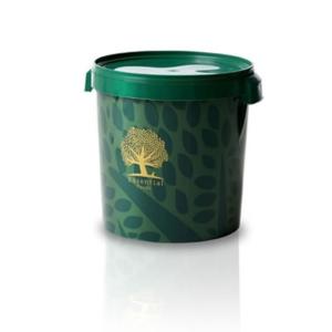 grøn foderspand