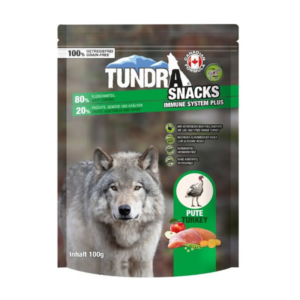 Tundra snack med kalkun